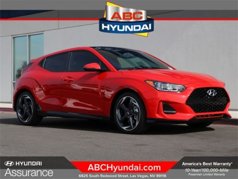 New 2020 Hyundai Veloster Turbo FWD 3D Hatchback